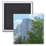 Half Dome in Summer from Yosemite National Park Magnet