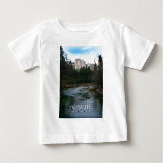 Half Dome in Yosemite National Park, California Baby T-Shirt