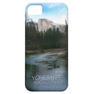 Half Dome in Yosemite National Park California iPhone 5/5S Covers