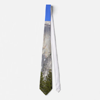 Half Dome In Yosemite National Park Great Mountain Tie