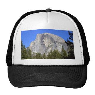 Half Dome In Yosemite National Park Great Mountain Trucker Hat