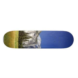 Half Dome In Yosemite National Park Skateboard