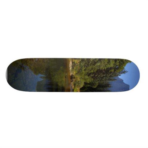 Half Dome In Yosemite River Skateboards