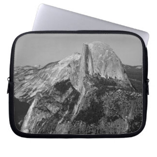 Half Dome is a well known feature in Yosemite Computer Sleeve