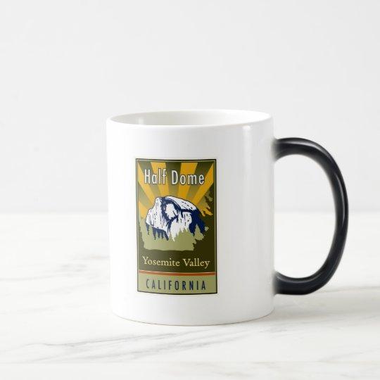 Half Dome Magic Mug