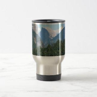 Half Dome 15 Oz Stainless Steel Travel Mug