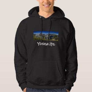 Half Dome Nevada Falls Vernal Falls (II) Hooded Sweatshirt