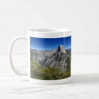 Half Dome Nevada Falls Vernal Falls (II) Classic White Coffee Mug
