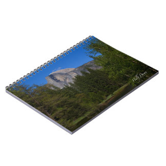 Half Dome Notebook