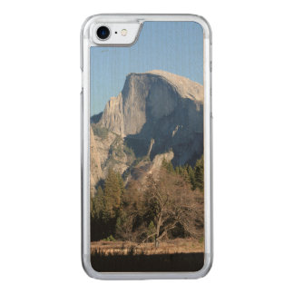 Half Dome on a Fall Afternoon Carved iPhone 8/7 Case