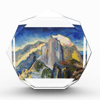 Half Dome Painting Acrylic Award