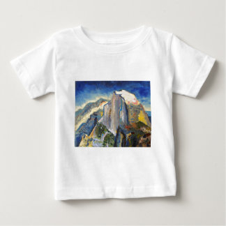 Half Dome Painting Baby T-Shirt