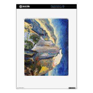 Half Dome Painting iPad Decal
