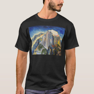 Half Dome Painting T-Shirt