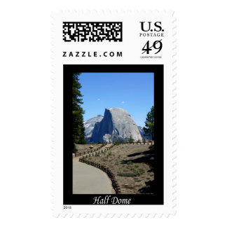 Half Dome Postage Stamps