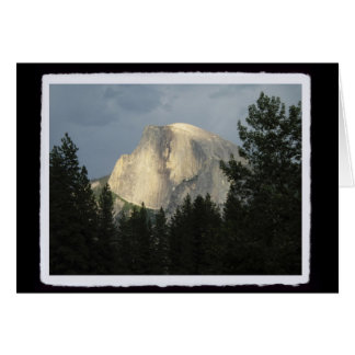 Half Dome Stationery Note Card