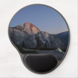 Half Dome Sunset from Snow Creek - Yosemite Gel Mouse Pad