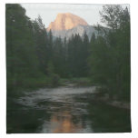 Half Dome Sunset in Yosemite National Park Napkin