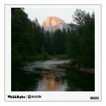 Half Dome Sunset in Yosemite National Park Wall Decal