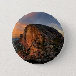 Half Dome Sunset - Yosemite Button