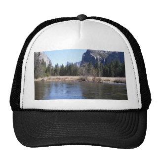 Half Dome Trucker Hat
