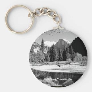 Half Dome, Yosemite, CA. Keychain