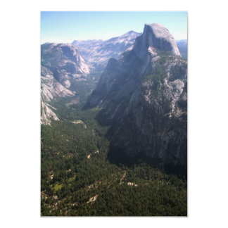 Half Dome, Yosemite Personalized Announcements