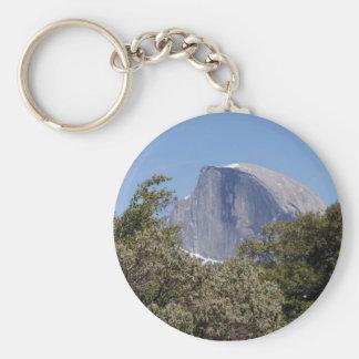 Half Dome, Yosemite Keychain