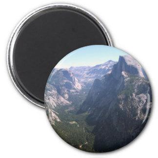 Half Dome, Yosemite Magnet