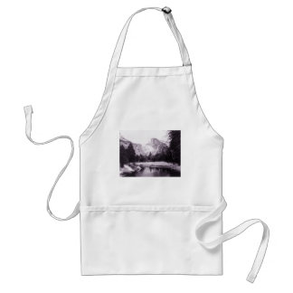 Half Dome, Yosemite National Park Adult Apron