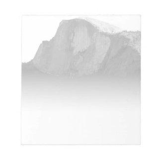 Half Dome Yosemite Notepad