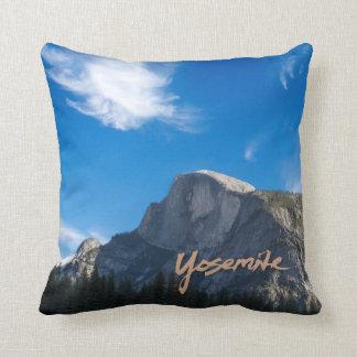 Half Dome Yosemite Pillow