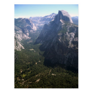 Half Dome, Yosemite Postcard