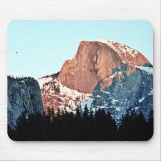 Half-dome, Yosemite Valley Mouse Pad