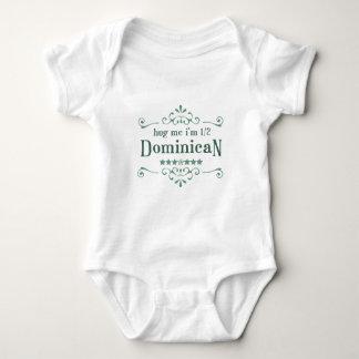 Half Dominican Baby Bodysuit