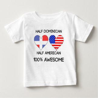 Half Dominican Half American Tee Shirt