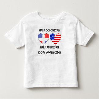 Half Dominican Half American Tshirts