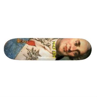 half eighth skateboard