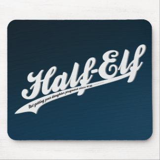 Half-Elf Mousepad
