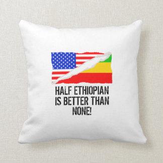 Ethiopian pillows decorative throw pillows zazzle for Better than my pillow
