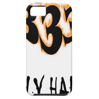half evil2 iPhone SE/5/5s case
