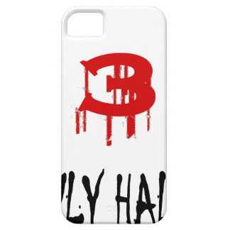 half evil iPhone SE/5/5s case
