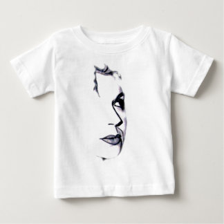 HALF FACE BABY T-Shirt