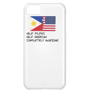 Half Filipino Completely Awesome Case For iPhone 5C