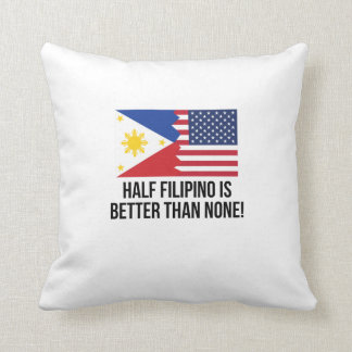 Philippine flag pillows decorative throw pillows zazzle for Better than my pillow
