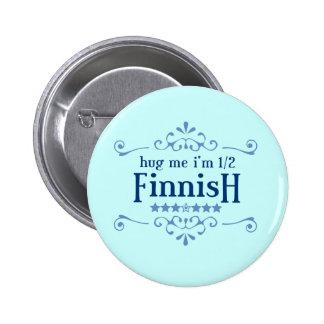 Half Finnish Pins
