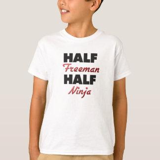 Half Freeman Half Ninja T-Shirt