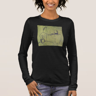 Half full--Half empty Long Sleeve T-Shirt