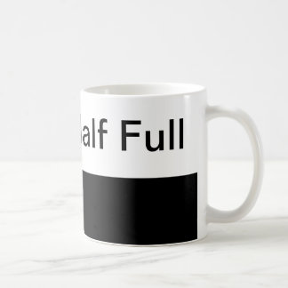 Half Full Mug