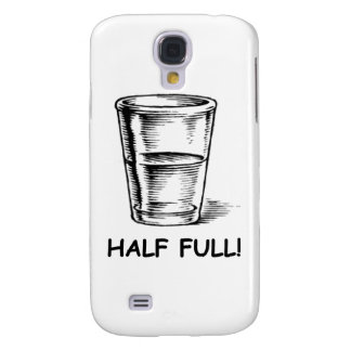 Half Full Samsung Galaxy S4 Case